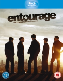 Entourage: The Complete Eighth Season, Blu-ray