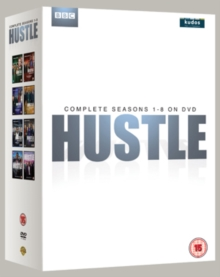 Hustle: Seasons 1-8, DVD