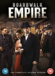 Boardwalk Empire: The Complete Second Season, DVD