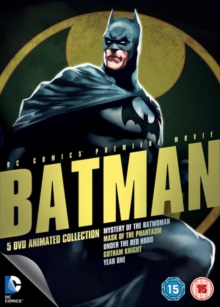 Batman: Mystery of the Batwoman/Mask of the Phantasm/Under the..., DVD  DVD