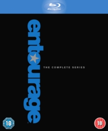 Entourage: The Complete Series, Blu-ray