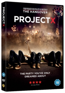 Project X, DVD  DVD