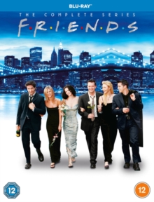 Friends: Series 1-10, Blu-ray  BluRay