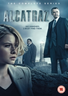 Alcatraz: The Complete Series, DVD