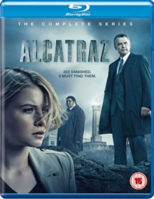 Alcatraz: The Complete Series, Blu-ray
