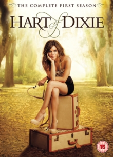 Hart of Dixie: The Complete First Season, DVD