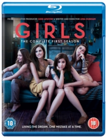 Girls: The Complete First Season, Blu-ray