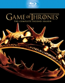 Game of Thrones: The Complete Second Season, Blu-ray