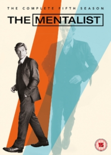 The Mentalist: The Complete Fifth Season, DVD DVD