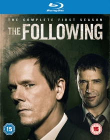 The Following: The Complete First Season, Blu-ray