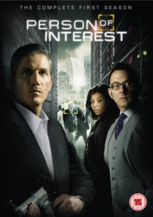 Person of Interest: The Complete First Season, DVD  DVD