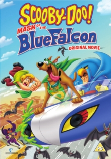 Scooby-Doo: Mask of the Blue Falcon, DVD