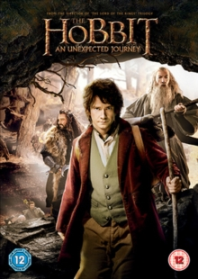 The Hobbit: An Unexpected Journey, DVD