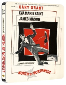 North By Northwest, Blu-ray