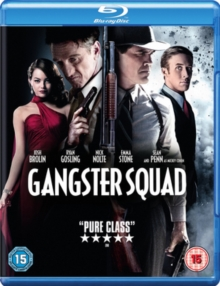 Gangster Squad, Blu-ray