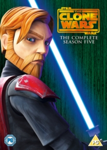 Star Wars - The Clone Wars: The Complete Season 5, DVD