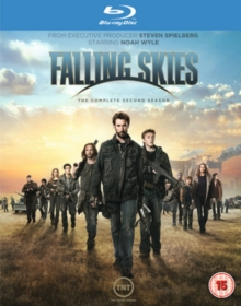 Falling Skies: Season 2, Blu-ray