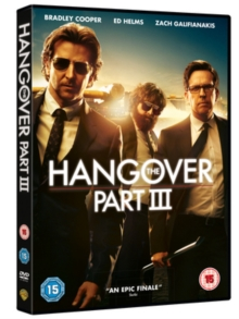 The Hangover: Part 3, DVD
