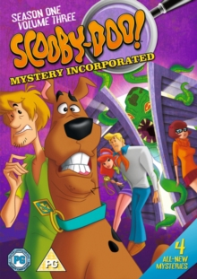 Scooby-Doo - Mystery Incorporated: Season 1 - Volume 3, DVD