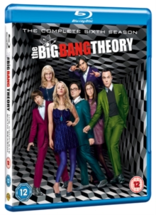 Big Bang Theory: The Complete Sixth Season, Blu-ray