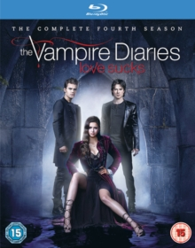 Vampire Diaries: The Complete Fourth Season, Blu-ray