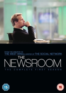 The Newsroom: Season 1, DVD