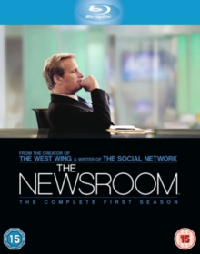 The Newsroom: The Complete First Season, Blu-ray