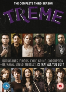 Treme: The Complete Third Season, DVD