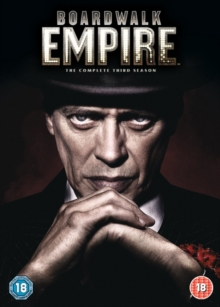 Boardwalk Empire: The Complete Third Season, DVD