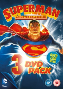 Superman: Animated Collection, DVD  DVD