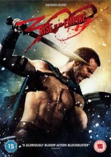 300: Rise of an Empire, DVD
