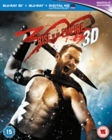 300: Rise of an Empire, Blu-ray