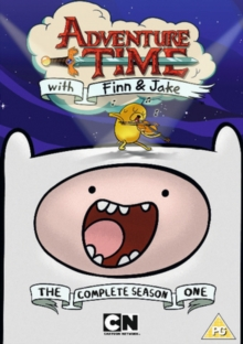 Adventure Time: The Complete First Season, DVD