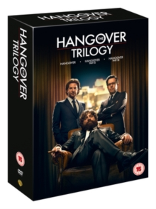 The Hangover Trilogy, DVD