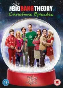 The Big Bang Theory: Christmas Episodes, DVD DVD