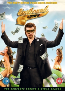 Eastbound & Down: The Complete Fourth and Final Season, DVD