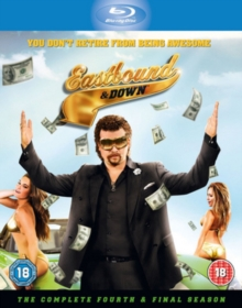 Eastbound and Down: Season 4, Blu-ray