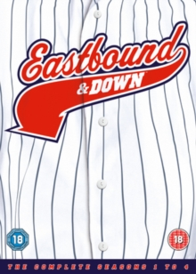 Eastbound and Down: Seasons 1-4, DVD