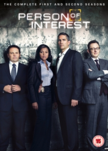 Person of Interest: The Complete First and Second Seasons, DVD