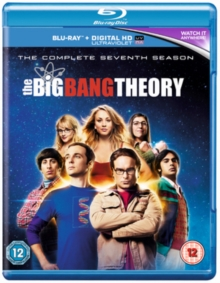 Big Bang Theory: The Complete Seventh Season, Blu-ray