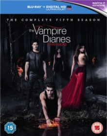 Vampire Diaries: The Complete Fifth Season, Blu-ray