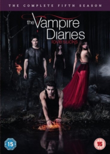 The Vampire Diaries: The Complete Fifth Season, DVD DVD