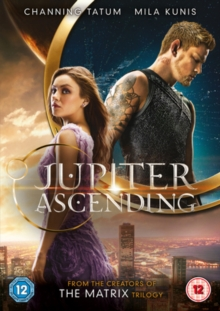 Jupiter Ascending, DVD