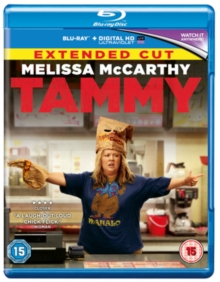 Tammy: Extended Cut, Blu-ray
