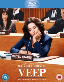 Veep: The Complete Second Season, Blu-ray