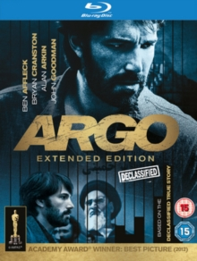 Argo: Declassified Extended Edition, Blu-ray