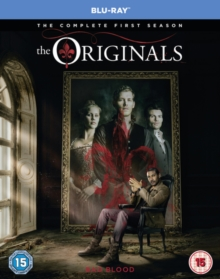 The Originals: The Complete First Season, Blu-ray