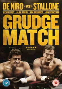 Grudge Match, DVD  DVD