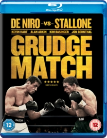 Grudge Match, Blu-ray
