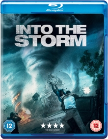 Into the Storm, Blu-ray  BluRay